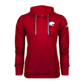 Adidas Climawarm Red Team Issue Hoodie-Jag Head
