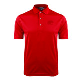 Red Dry Mesh Polo-Jag Head