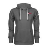 Adidas Climawarm Charcoal Team Issue Hoodie-South Alabama Jaguars