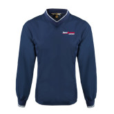 Navy Executive Windshirt-South Alabama Jaguars
