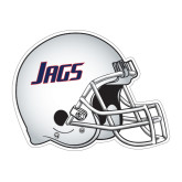 Football Helmet Magnet-JAGS