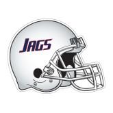 Football Helmet Magnet-JAGS