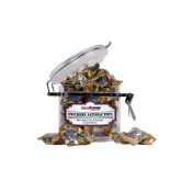 Snickers Satisfaction Small Round Canister-South Alabama Jaguars