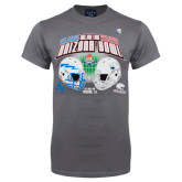 Arizona Bowl Charcoal T-Shirt-