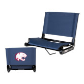 Stadium Chair Navy-Jag Head