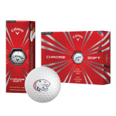 Callaway Chrome Soft Golf Balls 12/pkg-Jag Head