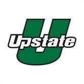 Medium Decal-Upstate U, 8 in W