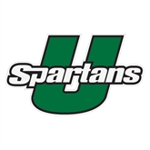 Extra Large Decal-Spartans U, 18 in W