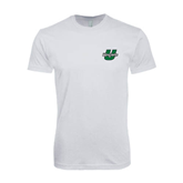 SoftStyle White T Shirt-Upstate U