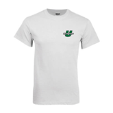 White T Shirt-Spartans U