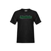 Youth Black T Shirt-Upstate