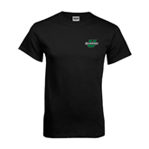 Black T Shirt-Spartans U