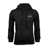 Black Fleece Hoodie-Upstate U