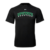 Under Armour Black Tech Tee-Upstate Spartans
