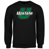 Black Fleece Crew-Upstate U