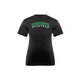 Youth Syntrel Performance Black Training Tee-Upstate Spartans