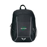 Atlas Black Computer Backpack-Spartans U
