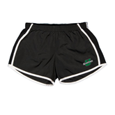 Ladies Black/White Team Short-Spartans U