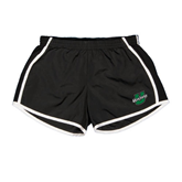 Ladies Black/White Team Short-Upstate U