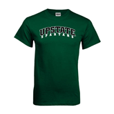 Dark Green T Shirt-Upstate Spartans