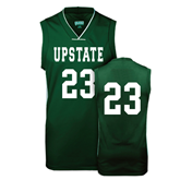 Replica Dark Green Adult Basketball Jersey-#23