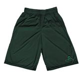 Performance Classic Dark Green 9 Inch Short-Upstate w/Spartan Head