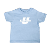Toddler Light Blue T Shirt-Spartans U