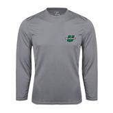 Performance Steel Longsleeve Shirt-Spartans U