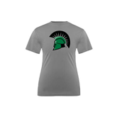 Youth Syntrel Performance Steel Training Tee-Spartans Head