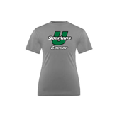 Youth Syntrel Performance Steel Training Tee-Soccer