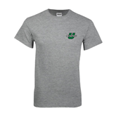 Grey T Shirt-Spartans U