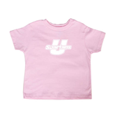 Toddler Pink T Shirt-Spartans U