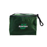 Six Pack Dark Green Cooler-Spartans U