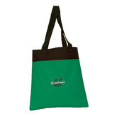 Green Excel Sport Meeting Tote-Spartans U