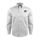 Red House White Long Sleeve Shirt-Spartans U