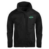 Black Charger Jacket-Spartans U
