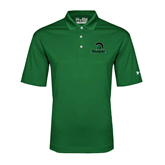 Under Armour Dark Green Performance Polo-Upstate w/Spartan Head
