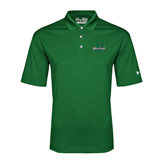 Under Armour Dark Green Performance Polo-Upstate U
