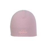 Pink Knit Beanie-Spartans U