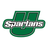 Large Magnet-Spartans U, 12 in W