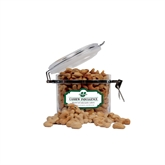 Cashew Indulgence Small Round Canister-Spartans  U