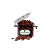 Almond Bliss Small Round Canister-Spartans  U