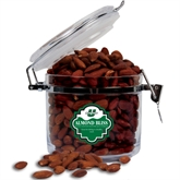 Almond Bliss Round Canister-Spartans  U