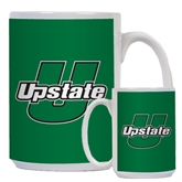 Full Color White Mug 15oz-Upstate U
