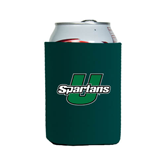 Neoprene Green Can Holder-Spartans U