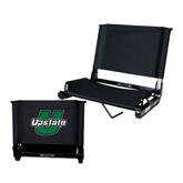 Stadium Chair Black-Upstate U