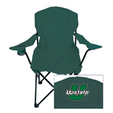 Deluxe Green Captains Chair-Upstate U