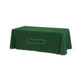 Dark Green 6 foot Table Throw-Upstate