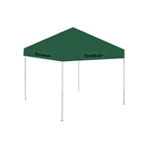 9 ft x 9 ft Dark Green Tent-Upstate