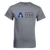Charcoal T Shirt-Secondary Mark